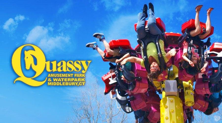 Quassy Amusement Park in Middlebury, CT