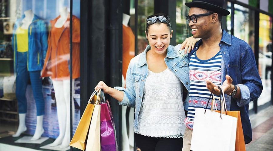 Members Shopping